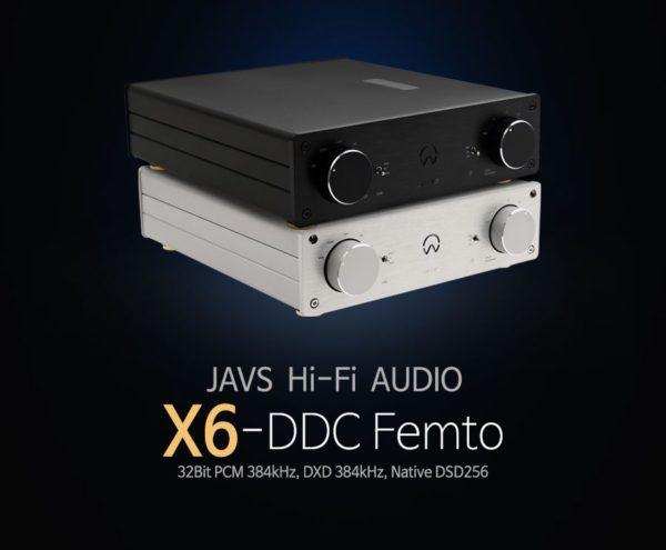 JAVS X6-DDC-femto