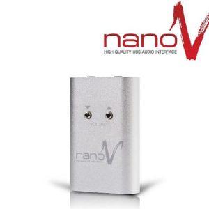 小型ヘッドフォンアンプJAVS nano/V