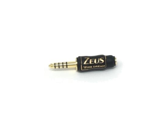 4.4mm5極端子2.5mm4極端子変換アダプター WireDream WD-SGD-23