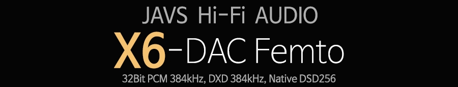 X6-DAC-femto
