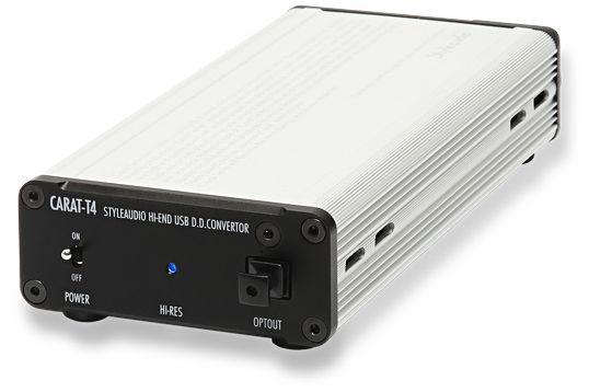 USB-DDC Styleaudio CARAT-T4