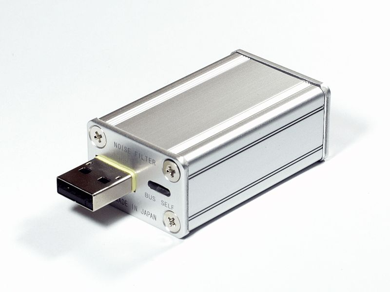 HiFi USB NOISE FILTER FIDELIX FL-HiFiUSB-zn-BS