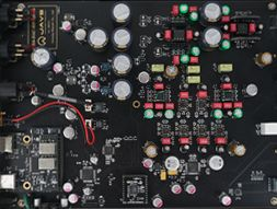 JAVS MQAフルデコード対応X7-DAC-Femto-MQA