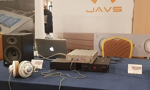 オーディオショーJAVS X7-DAC-Femto-MQA X7-DDC-Femto Clean-Power
