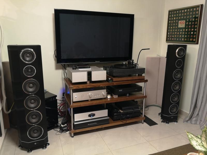 HiFiStayレコードクランプ&スタビライザーDharma