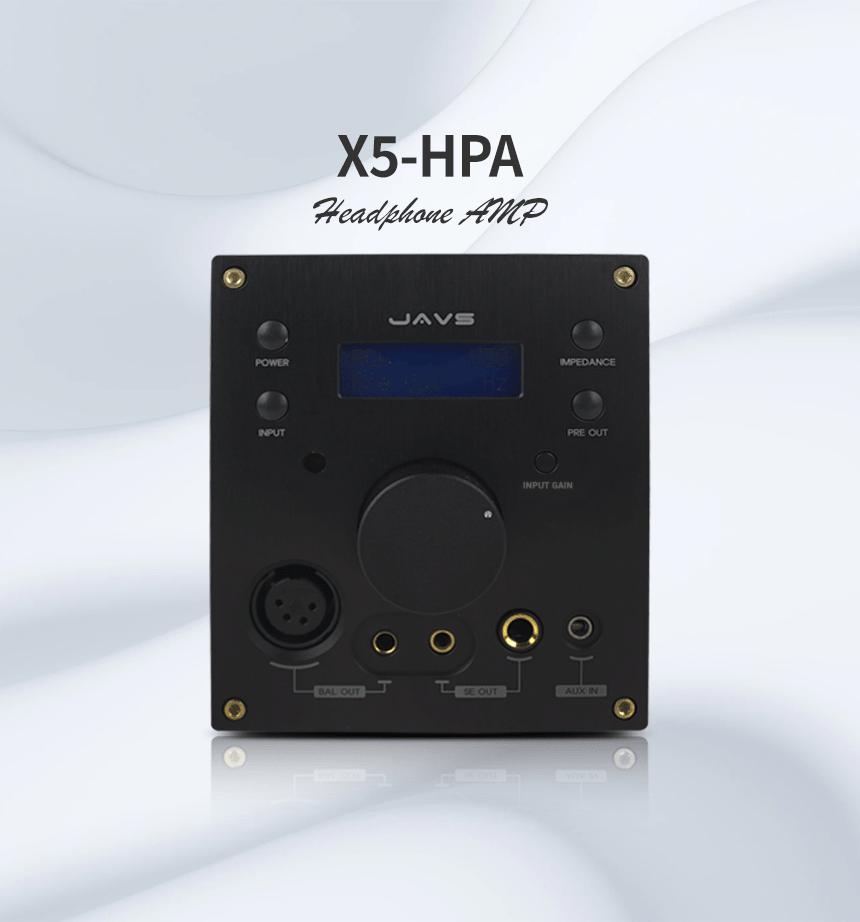 JAVS-X5-HPA-5