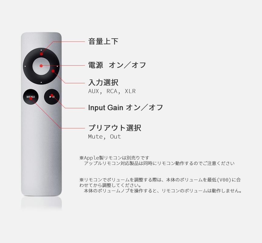 JAVS-X5-HPA-g-Appleremote control