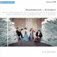 Aris Quartett Schubert String Quartet No. 14 in D Minor、D810。1 Shostakovich:Schubert
