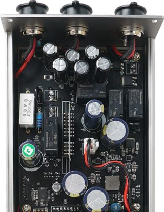 JAVS Clean-Power-LT キャパシター